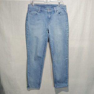 Talbot's Flawless Girlfriend Skinny Jeans Sz 6